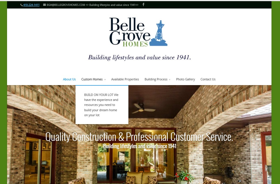 Bellegrove Homes